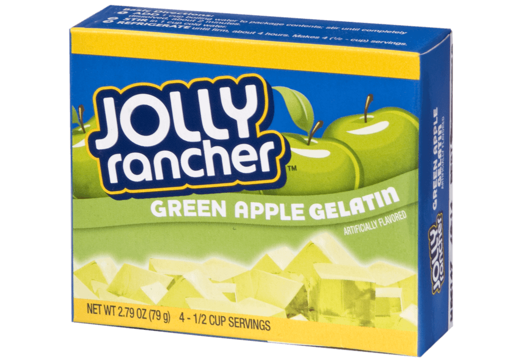 Jolly Rancher – Green Apple Gelatin