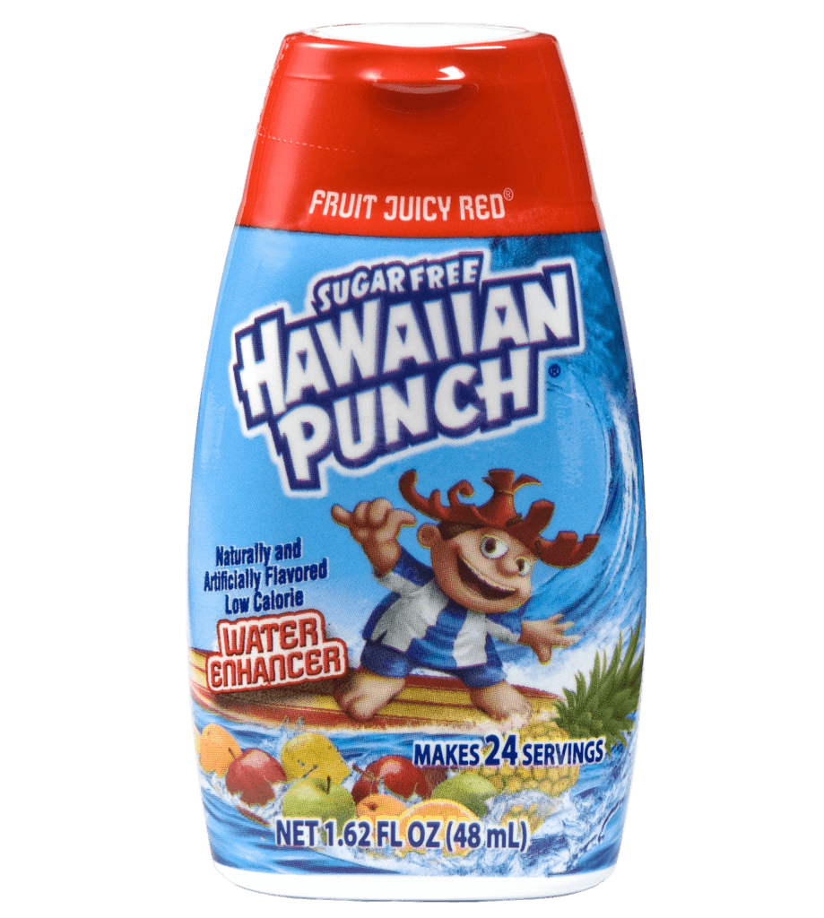 Hawaiian Punch – Fruit Juicy Red Liquid Water Enhancer