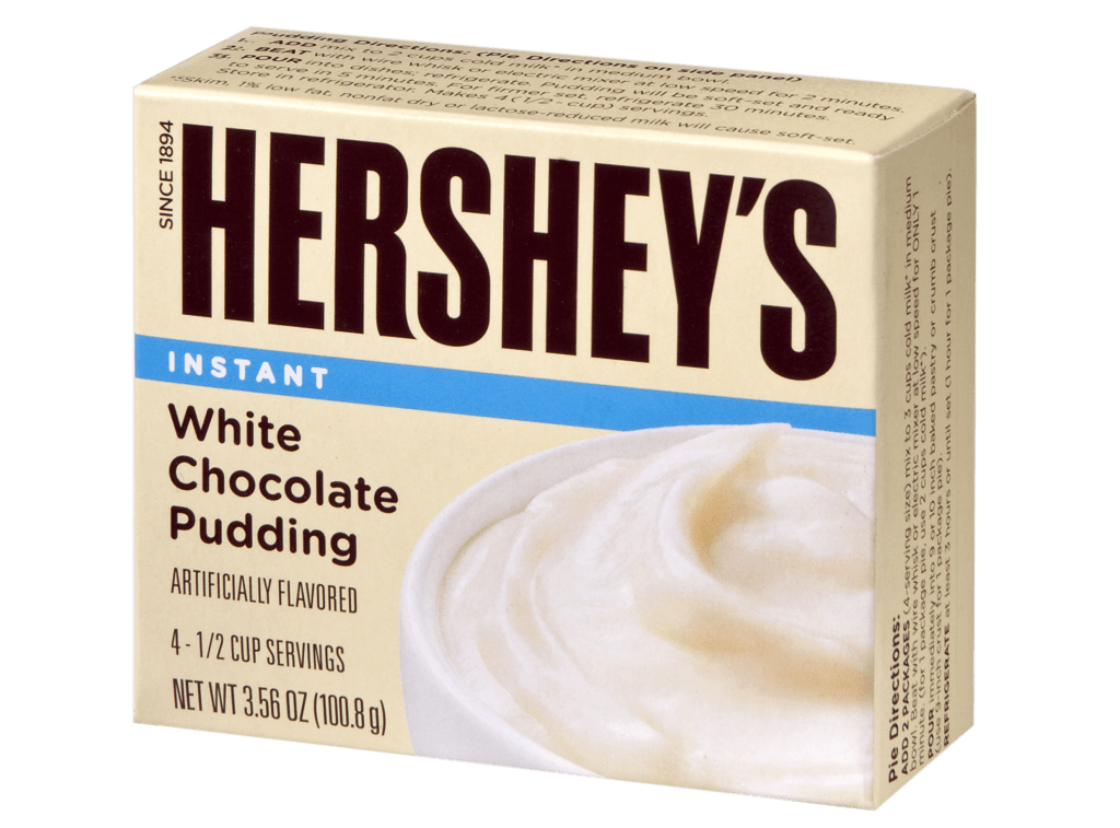 Hershey's – White Chocolate Pudding