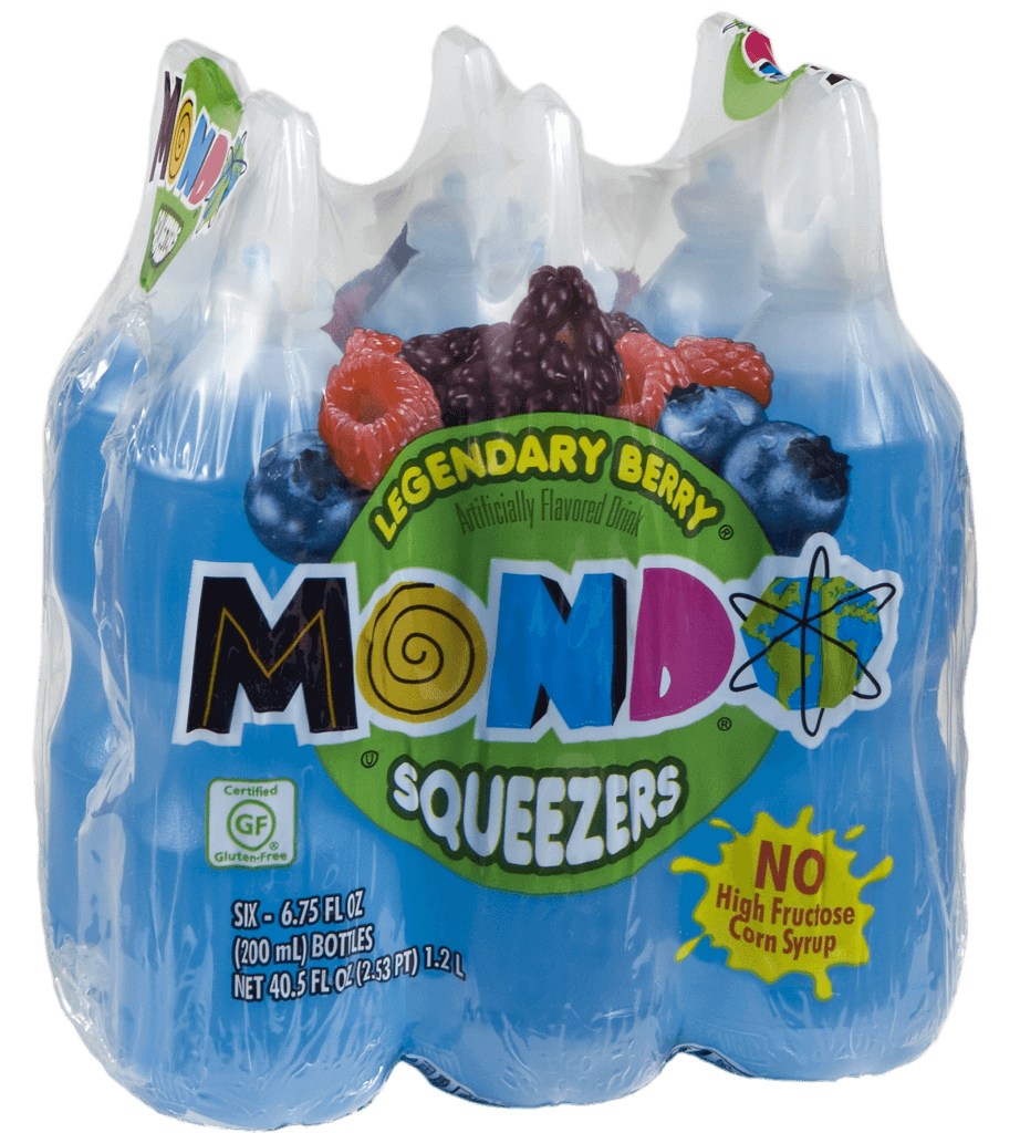 Mondo – Legendary Berry