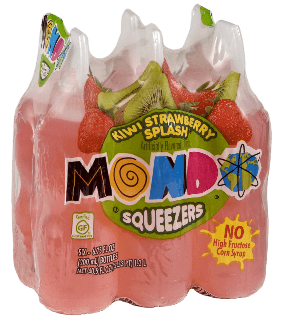 Mondo – Kiwi Strawberry Splash