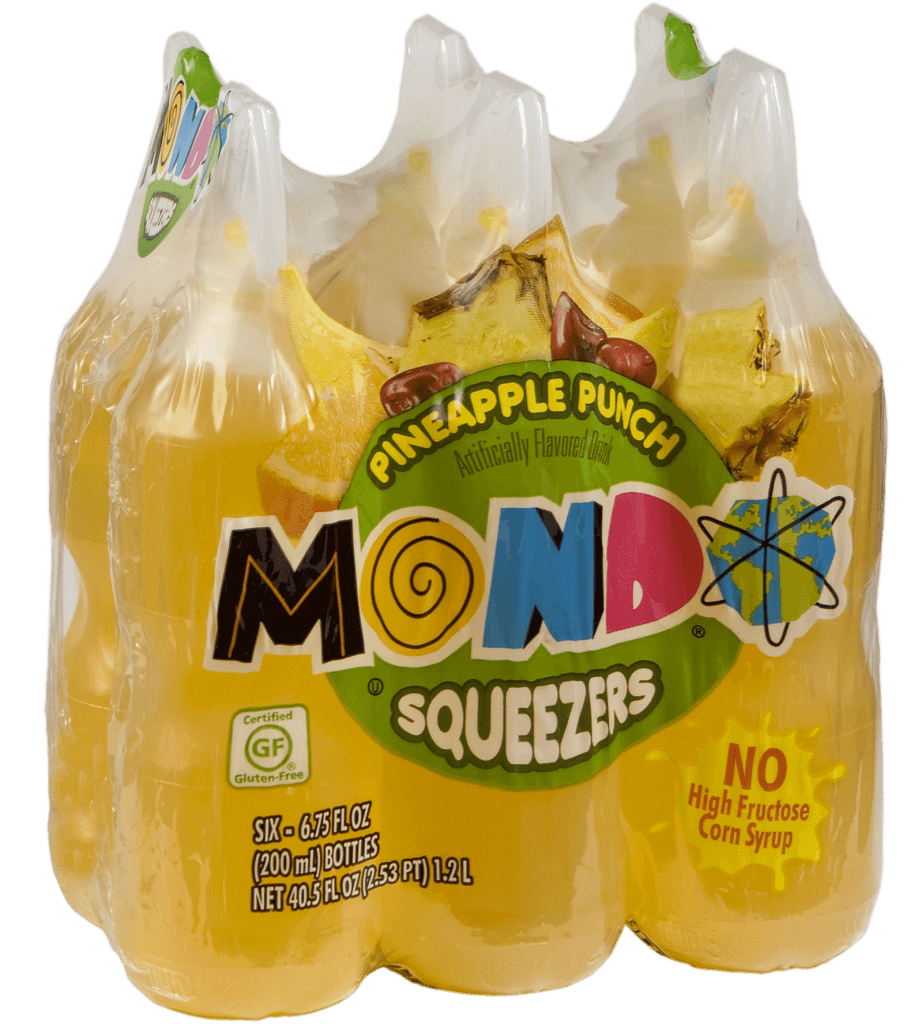 Mondo – Pineapple Punch