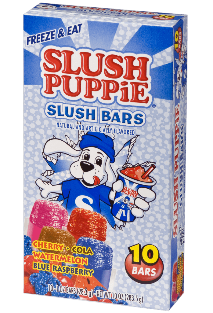 Slush Puppie – Slush Bars