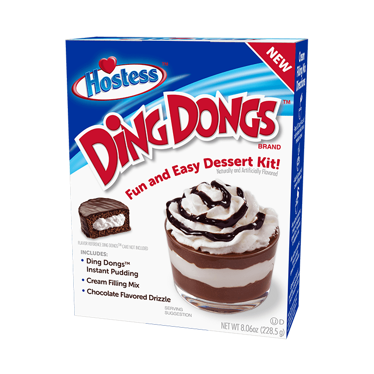Hostess™ – Ding Dongs™ Dessert Kit
