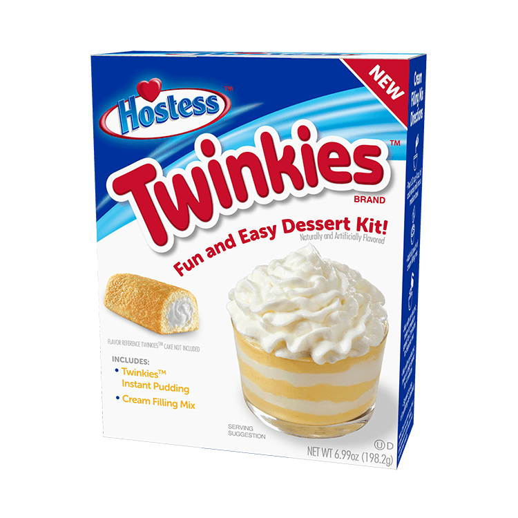 Hostess™ – Twinkies™ Dessert Kit