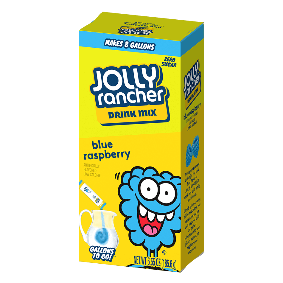 Jolly Rancher – Blue Raspberry Gallons to Go