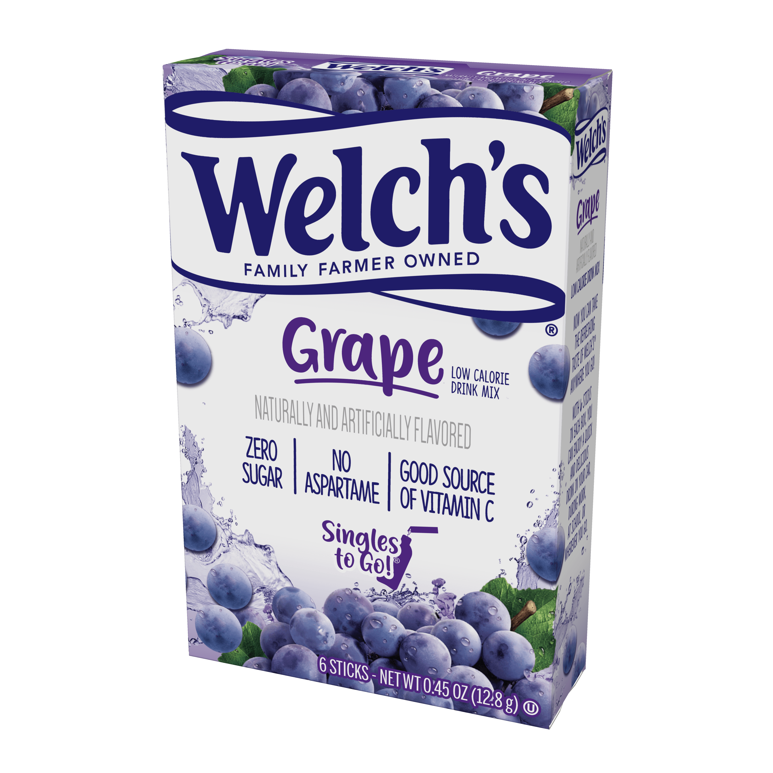 Welch's – Grape Singles To Go